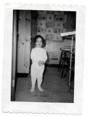 1957_Laurie age 3